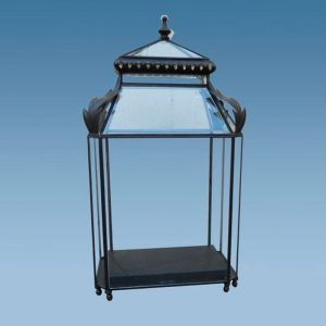 Urna de cristal 'Santa Ángela'