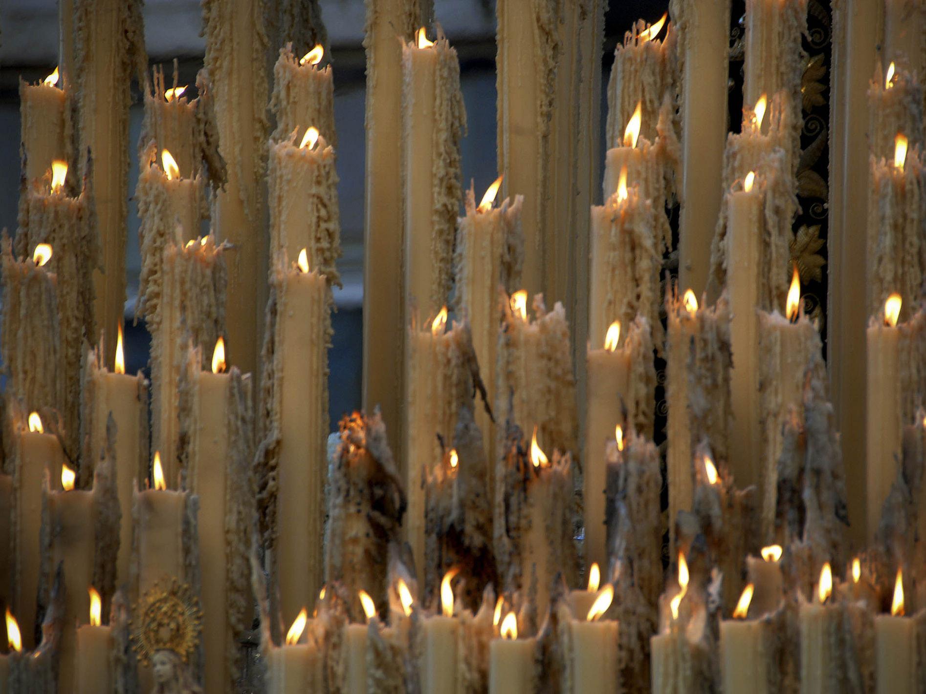 Faroles procesionales para Semana Santa