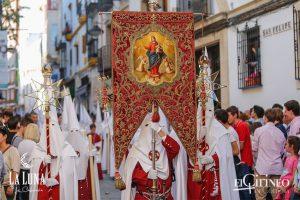 Farol Estrella Corona en la Hermandad de la Sentencia de Córdoba